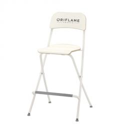 Wysokie krzesło Franklin - zestaw dwóch sztuk