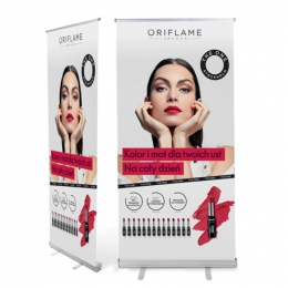 Roll up produktowy THE ONE Colour Unlimited UltraFix Lipstick.