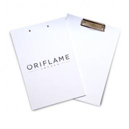 Clipboard z logo Oriflame