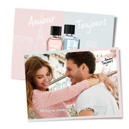 Ulotka prospektingowo-produktowa Eclat Amour i Toujour